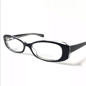 Paul Smith Eyeglasses Black Clear New